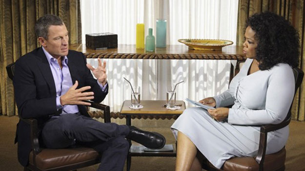 Lance Armstrong and Oprah Winfrey: The complete transcript